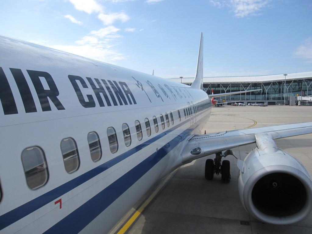 上海空港4