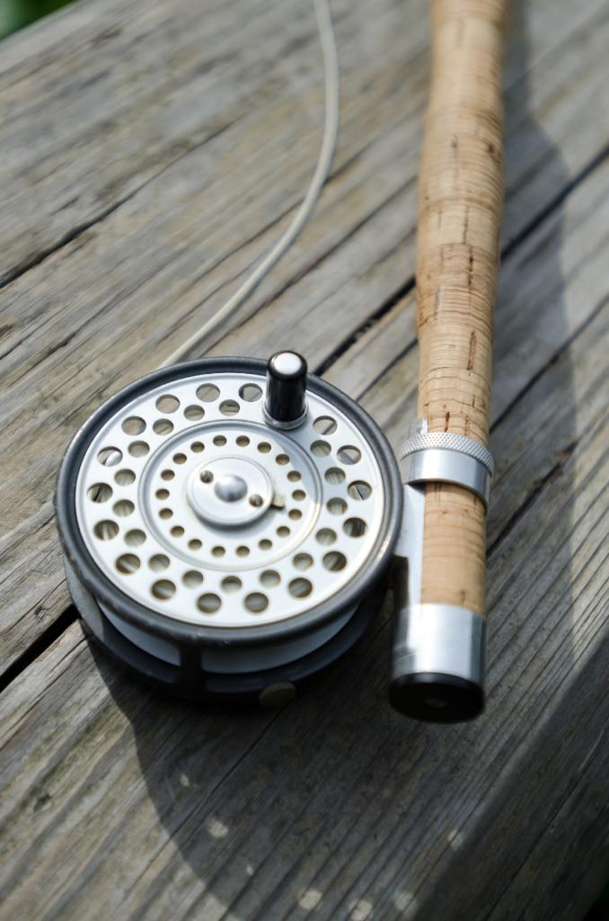 釣り用リール