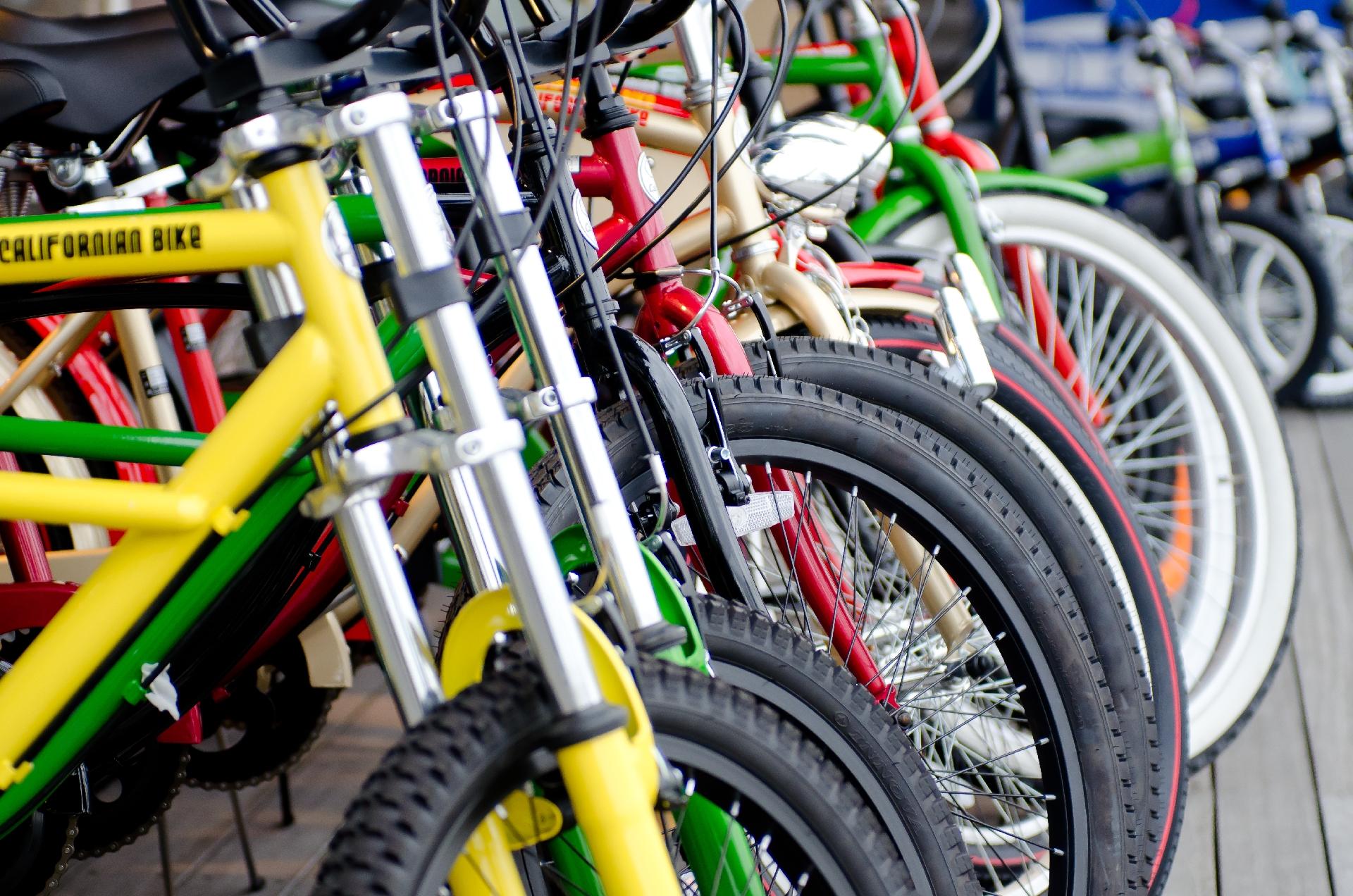 自転車の輸入2